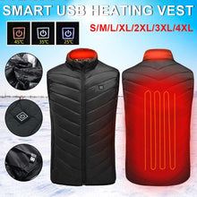 Load image into Gallery viewer, Unisex Heated Vest