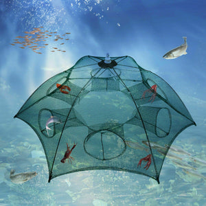Magic Fishing Trap with Bait Pocket