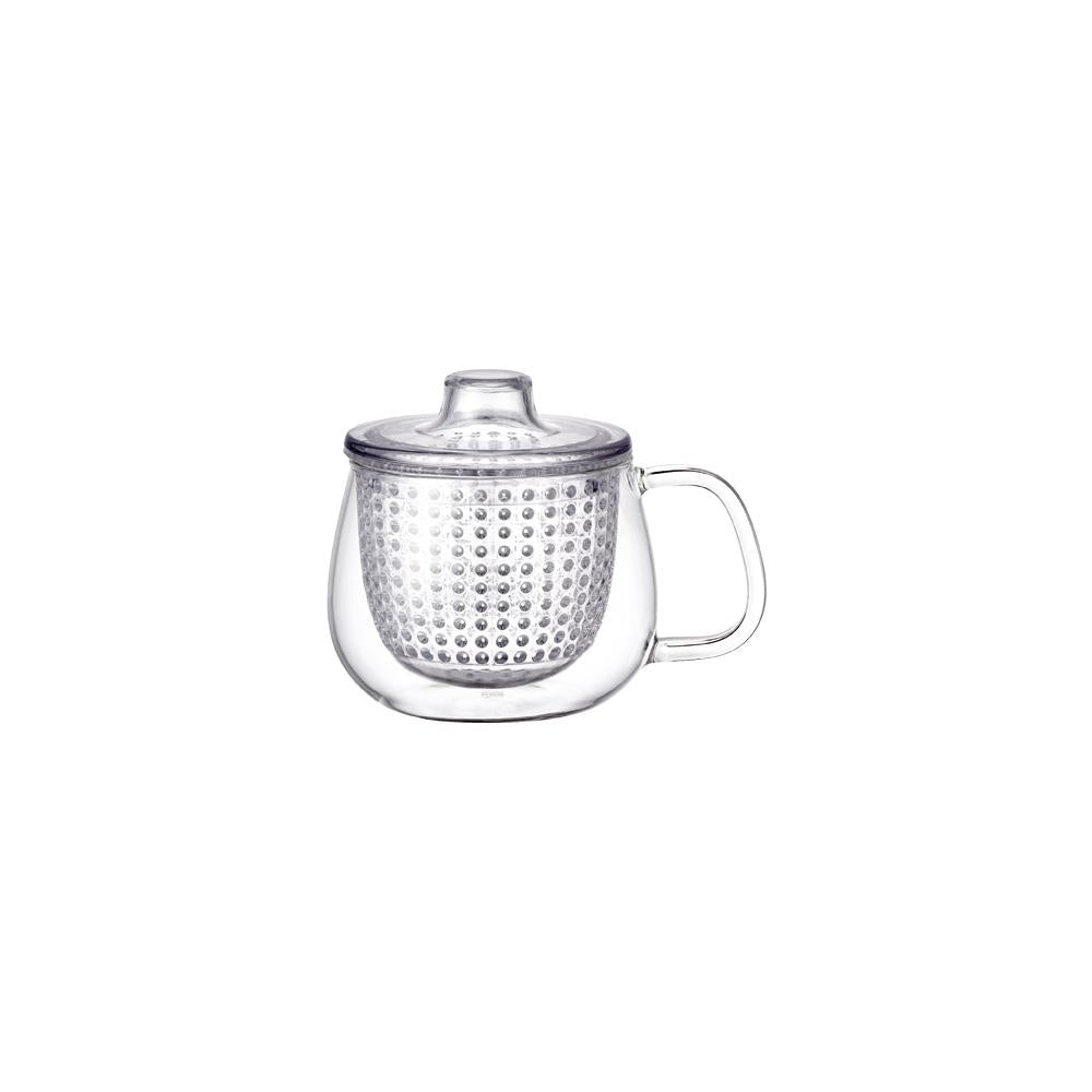 UNITEA UNIMUG 350ML / 12OZ, CLEAR