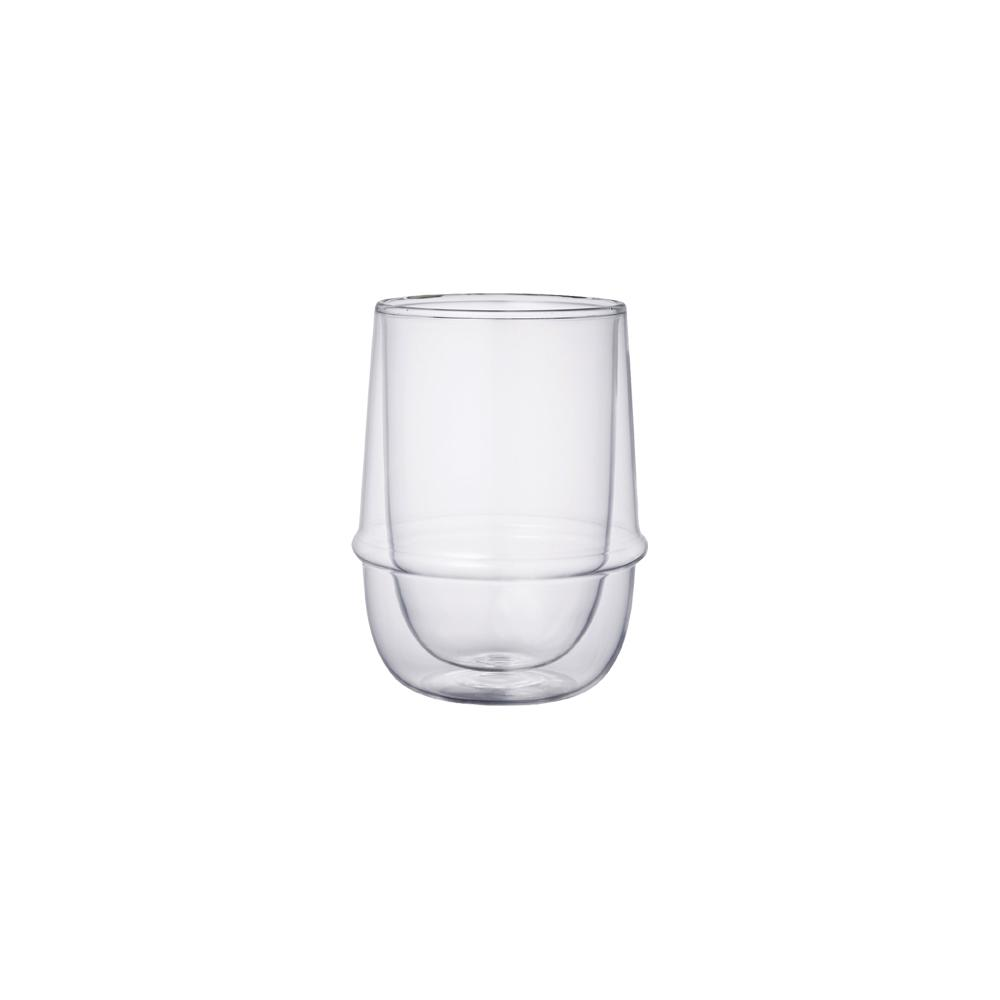 KRONOS DOUBLE WALL ICE TEA GLASS 350ML / 12OZ