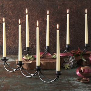 JASPER™ WIRE TAPER CANDLE HOLDER