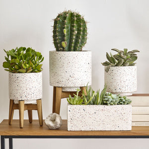 Load image into Gallery viewer, TERRAZZA PLANTER, SAND