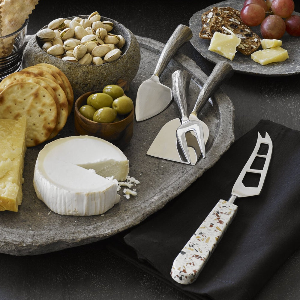 MANCHA™ CHEESE KNIFE, TERRAZZA