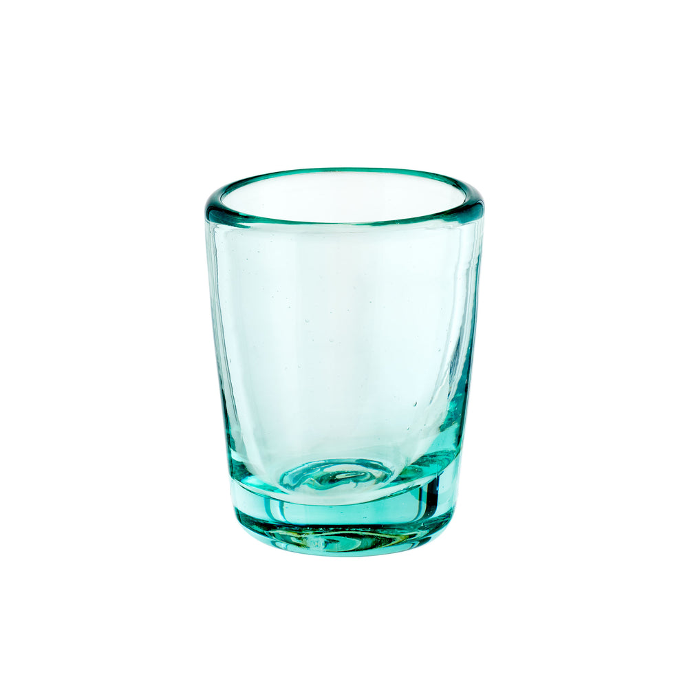 RAVENA™ RECYCLED GLASS DRINKWARE