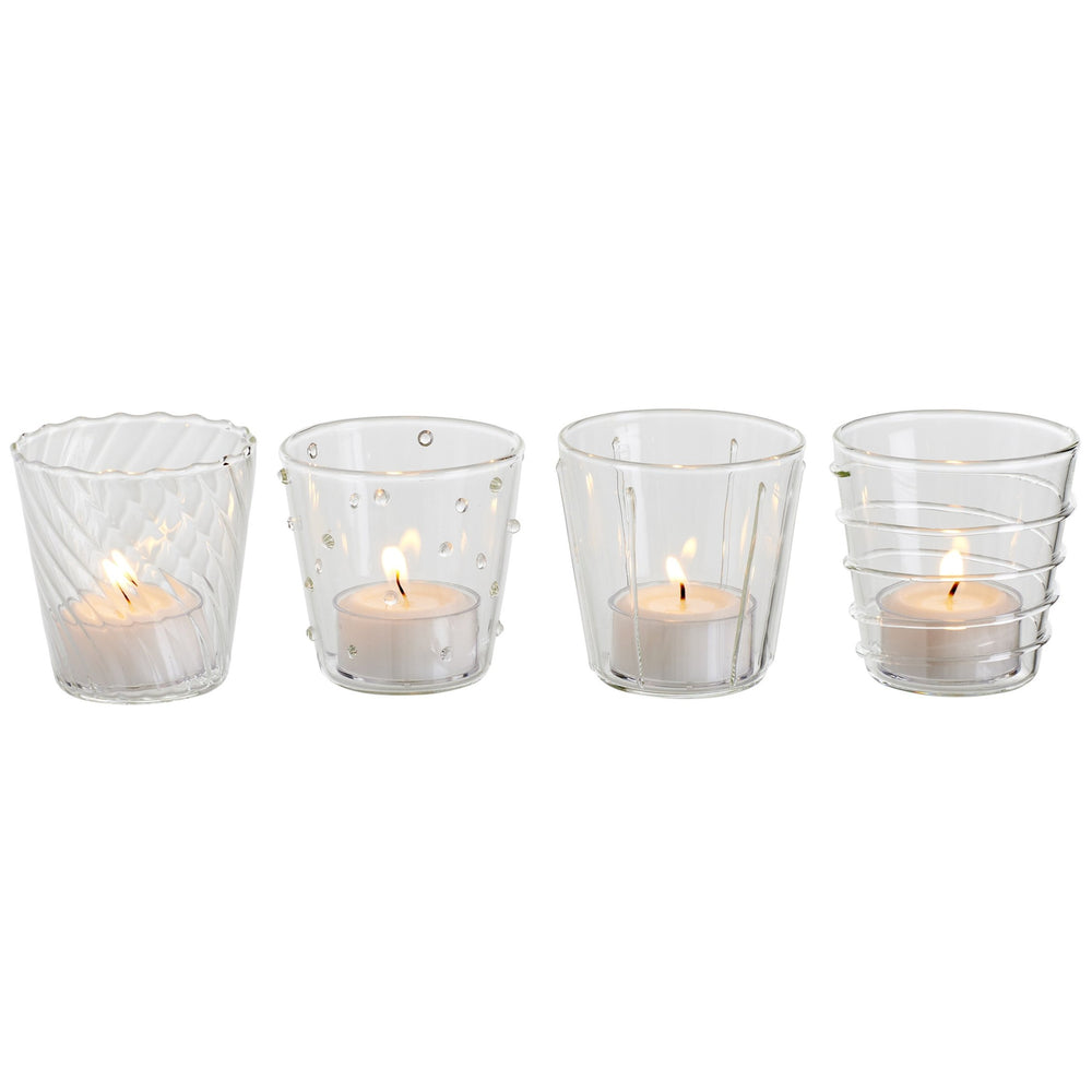 Load image into Gallery viewer, LIVENZA™ VOTIVE CUP, SET OF 4