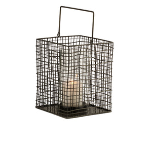Load image into Gallery viewer, TRELLIS™ STEEL WIRE LANTERN