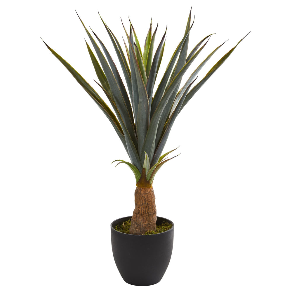 "30"" AGAVE ARTIFICIAL PLANT"