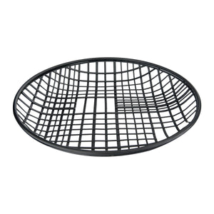 Load image into Gallery viewer, SET OF 2 ROUND METAL WIRE BASKETS