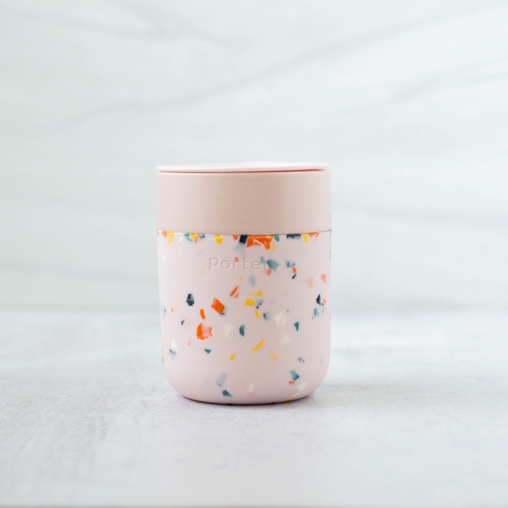 Load image into Gallery viewer, PORTER TERRAZZO MUG, 12 oz