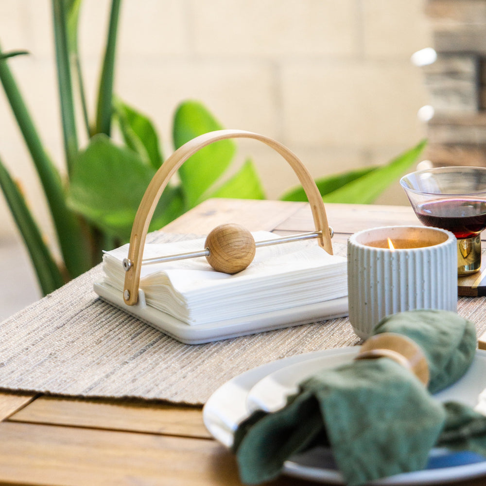 NATURE NAPKIN HOLDER