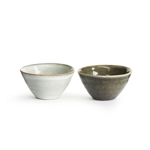 NATURE SERVING BOWL, 2 PACK