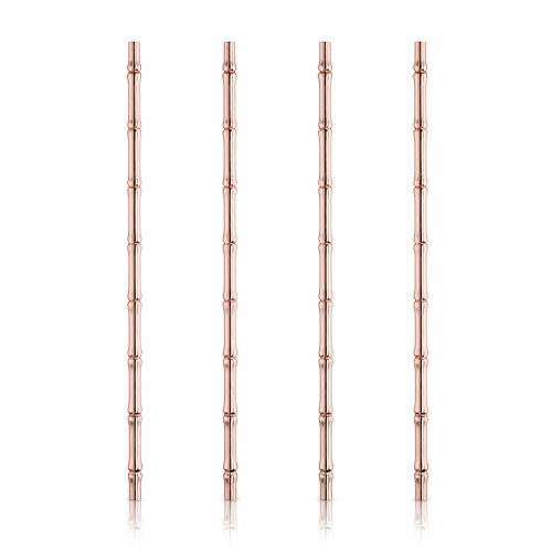 BAMBOO COPPER STRAWS