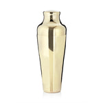 GOLD PARISIAN COCKTAIL SHAKER