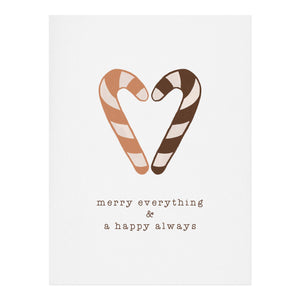 Load image into Gallery viewer, ORARA STUDIO MERRY EVERYTHING TYPOGRAPHY ART PRINT