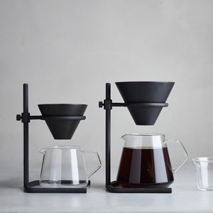 SCS-S04 BREWER STAND SET, 4 CUPS