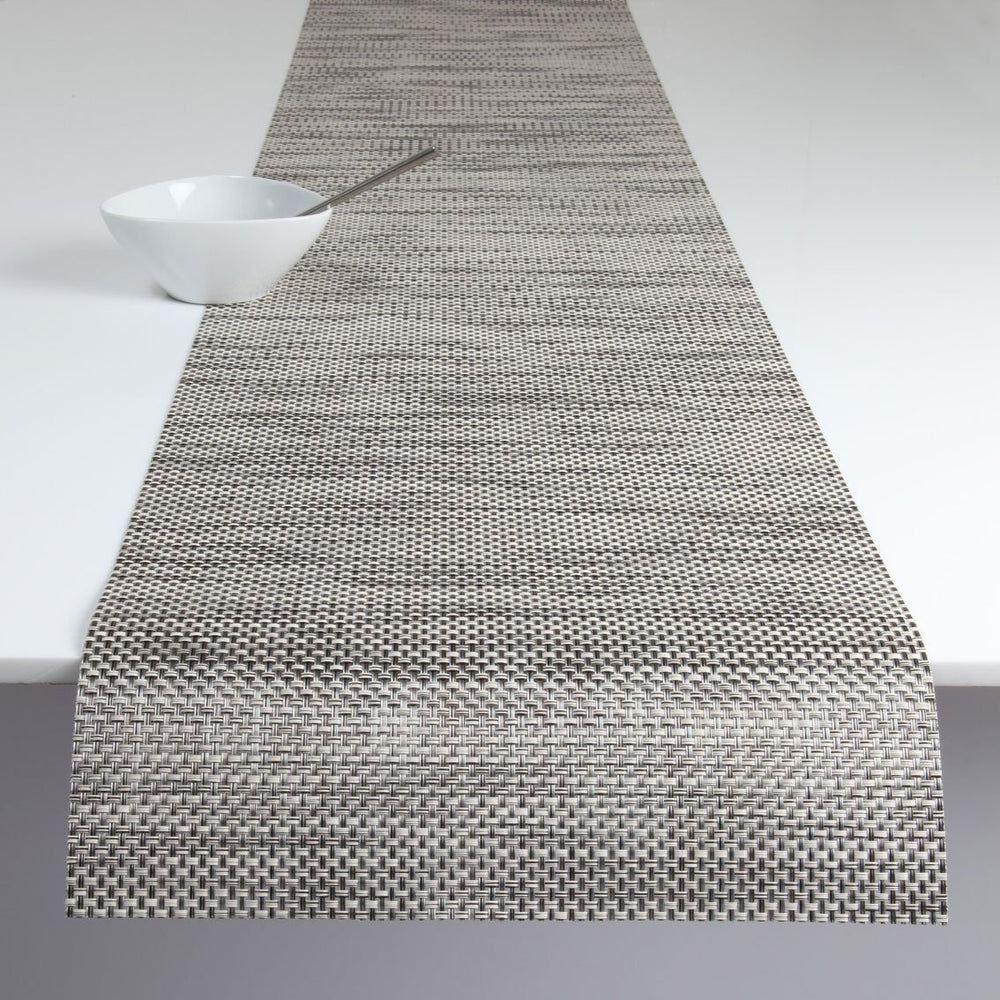 BASKETWEAVE TABLE RUNNER