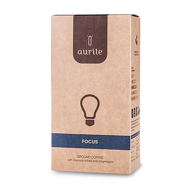 Aurile Focus - Ground Coffee