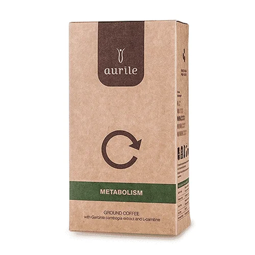 Aurile Metabolism Ground Coffee