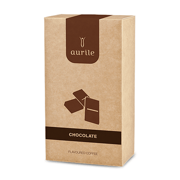 Aurile Chocolate Groundcoffee - FM-Shop Europe