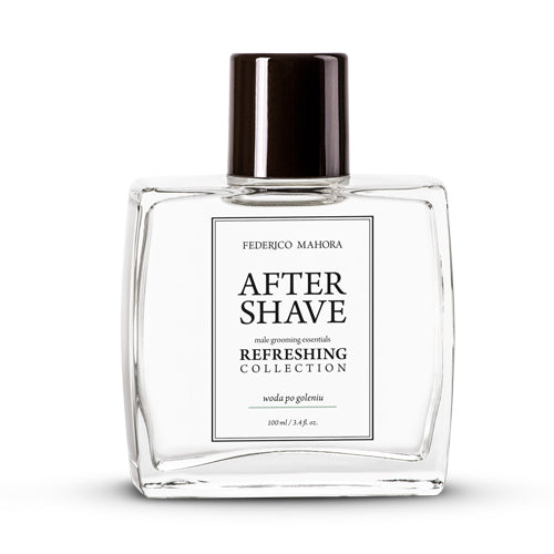 After Shave harmonising with Pure Parfum 199