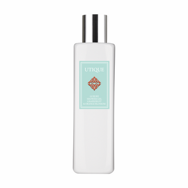 Utique Luxury shower gel Grapefruit & Orange Blossom