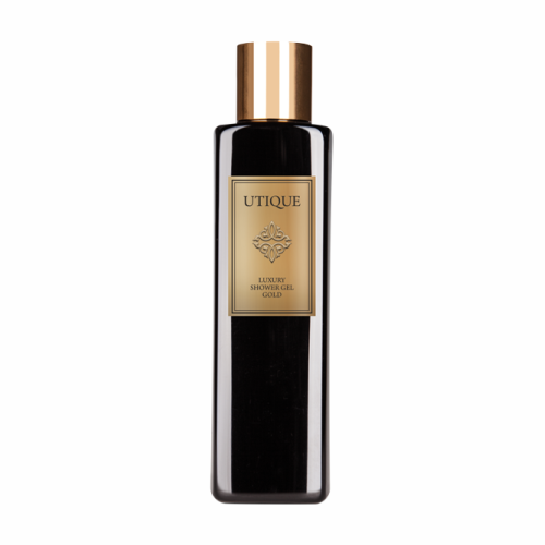 Utique Luxury shower gel Gold