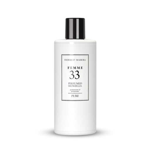 Perfumed Shower Gel 33 For Her