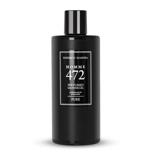 Perfumed Shower Gel 472 For Him
