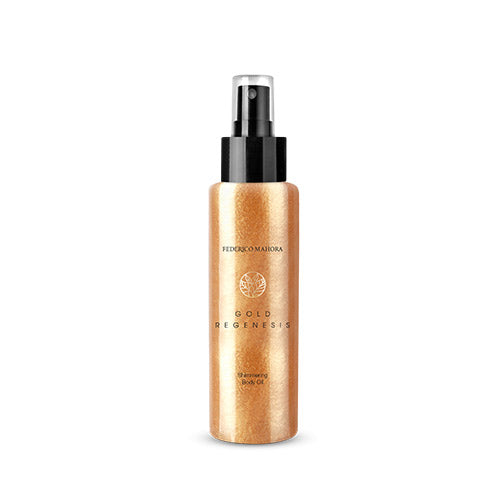 Shimmering Body Oil 100 ml GOLD REGENESIS
