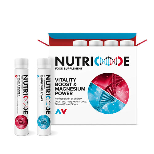 Nutricode Vitality Boost & Magnesium Power (Optional)