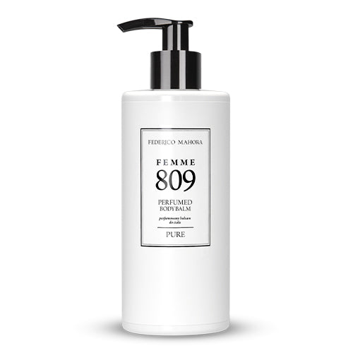 Perfumed Body Balm 809 For Her