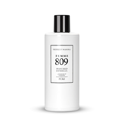 Perfumed Shower Gel 809 For Her