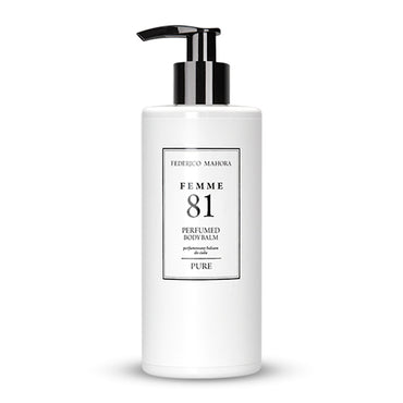 Perfumed Body Balm 81 For Her