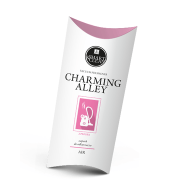 Vacuum Freshener Charming Alley - FM-Shop Europe