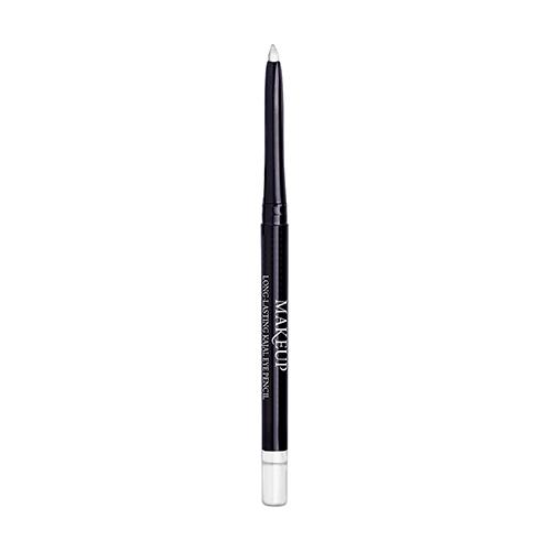 Long-Lasting Kajal Eye Pencil Classic White - FM-Shop Europe