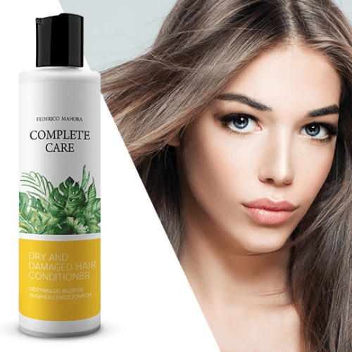 Dry and Damaged Hair Conditioner - FM-Shop Europe