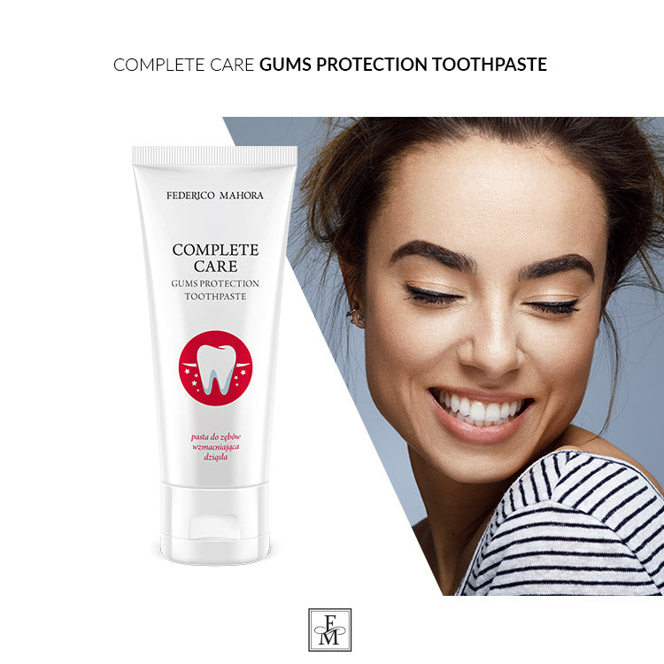 Gums Protection Toothpaste