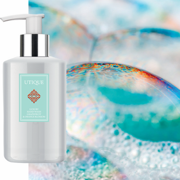 Utique Luxury Hand Wash Grapefruit&Orange Blossom