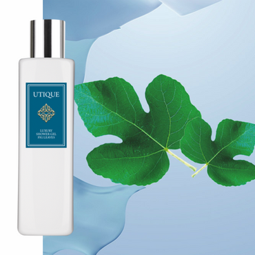 Utique Luxury shower gel Fig Leaves