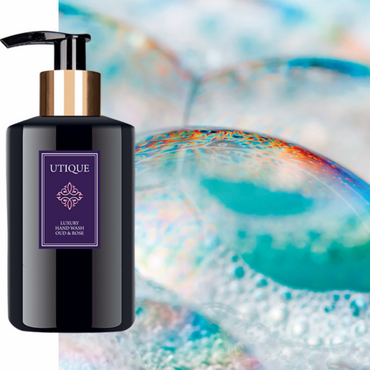 Utique Luxury Hand Wash Oud & Rose