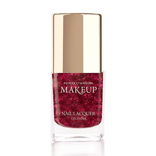 Nail Lacquer Gel Finish Pearly Raspberry - FM-Shop Europe