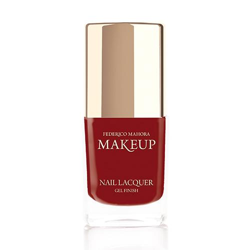 Nail Lacquer Gel Finish Posh Red - FM-Shop Europe