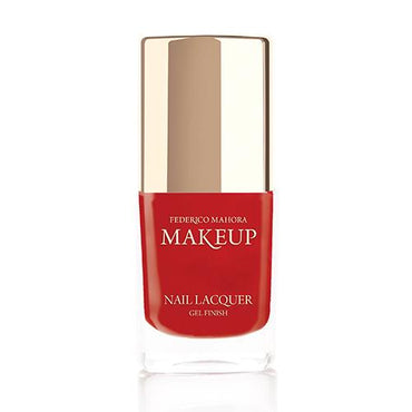 Nail Lacquer Gel Finish Stylish Red - FM-Shop Europe