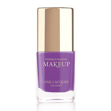Nail Lacquer Gel Finish Trendy Violet - FM-Shop Europe