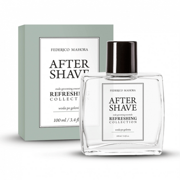 After Shave harmonising with Pure Parfum 52