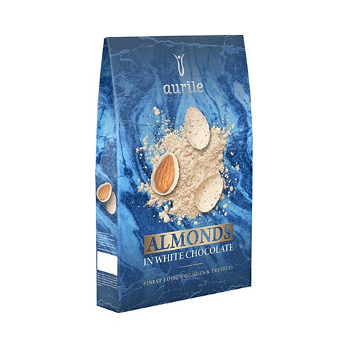 Almonds in White Chocolate 100g