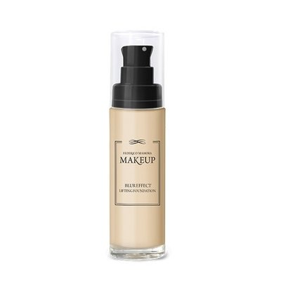 Blur Effect Lifting Foundation Light Nude