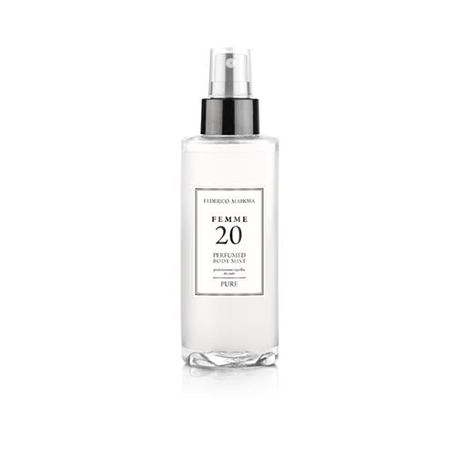 Perfumed Body Mist 20 For Her