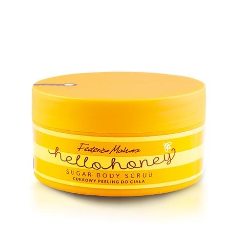 Hello Honey Sugar Body Scrub - FM-Shop Europe