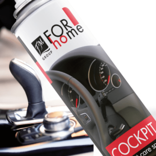 Cockpit Matt Care Spray - FM-Shop Europe